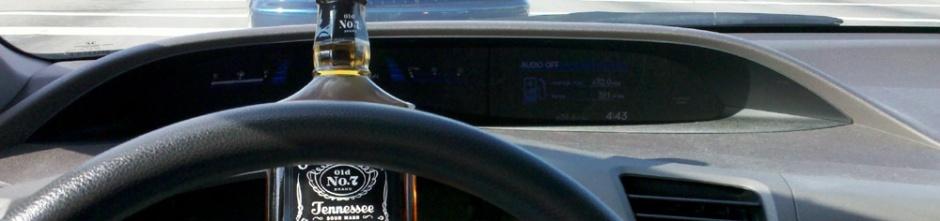A dangerous dashboard