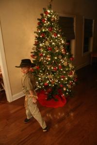 Nothing says Christmas like a boomerang....